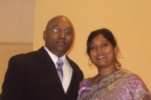 Pastor Tony Pillai from South Africa