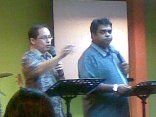 Pastor Steven Agustinus